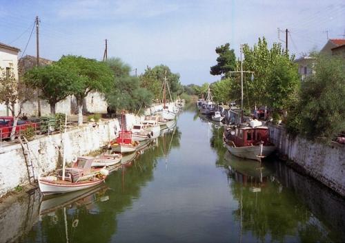 Ποτάμι Λευκίμμης, Κέρκυρα