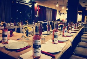 Saturday night live music, Agkali, Traditional taverna in Lefkimmi